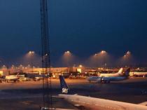 Taxiway simulering i Københavns Lufthavn